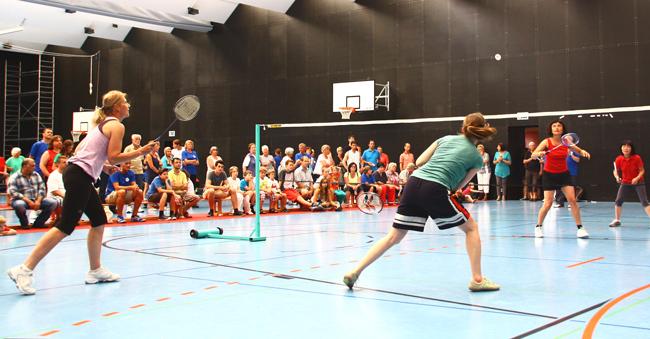 Bild:BSV FN Badminton Team